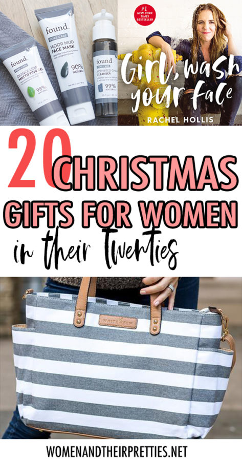 Christmas Gifts for women in their 20s