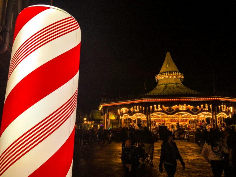 Christmas at Disney Free Snacks