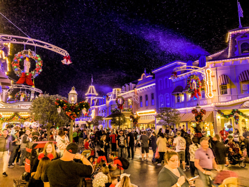 Disney Christmas Celebration