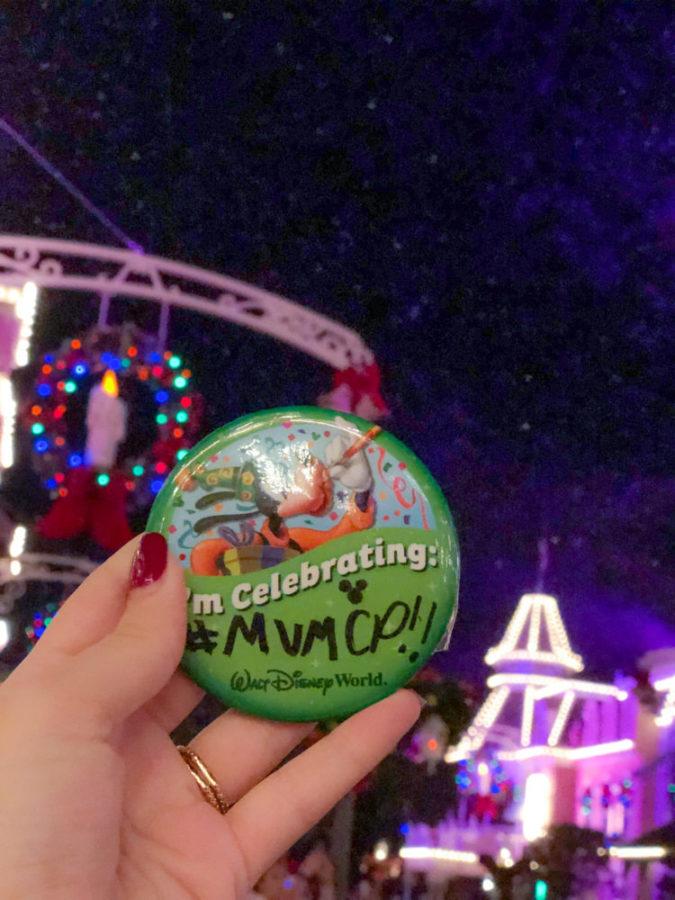 Disney Christmas Party