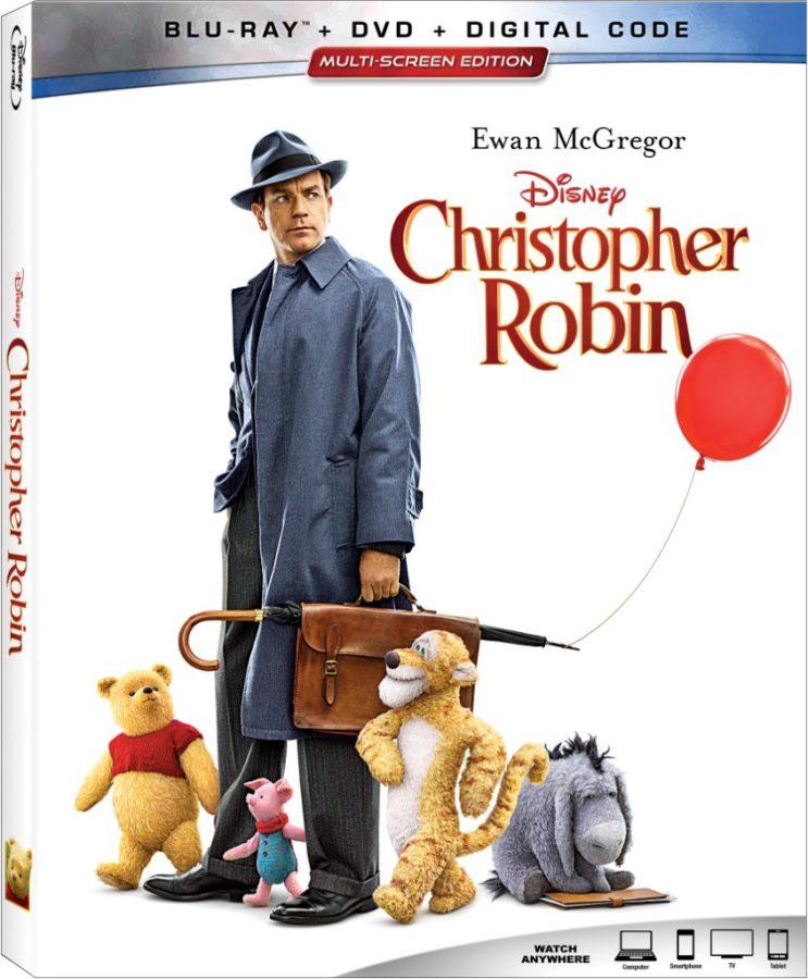 Christopher Robin Blu-ray