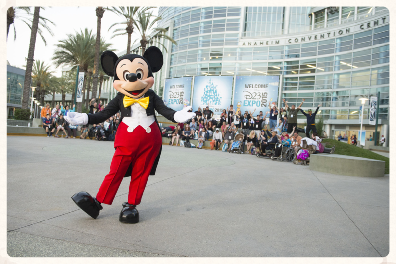 D23 Members get exclusive D23 Expo benefits this year - learn more & enter this week's Disney Linky Party