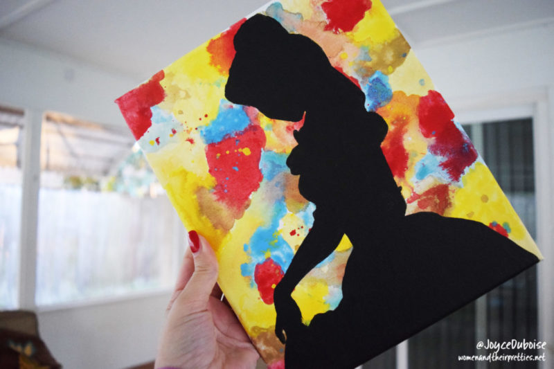 DIY Disney Pinboard