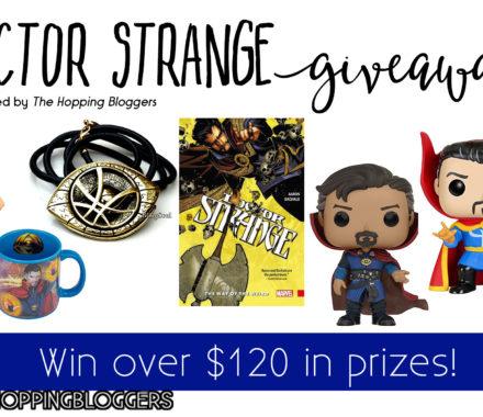 Doctor Strange Giveaway