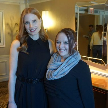 The Zookeeper's Wife Interviews: Jessica Chastain & Niki Caro talk bringing this TRUE STORY to the big screen! #TheZookeepersWife