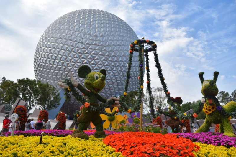 Why the EPCOT International Flower & Garden Festival is an event that you must attend – with lots of pics! #FreshEpcot