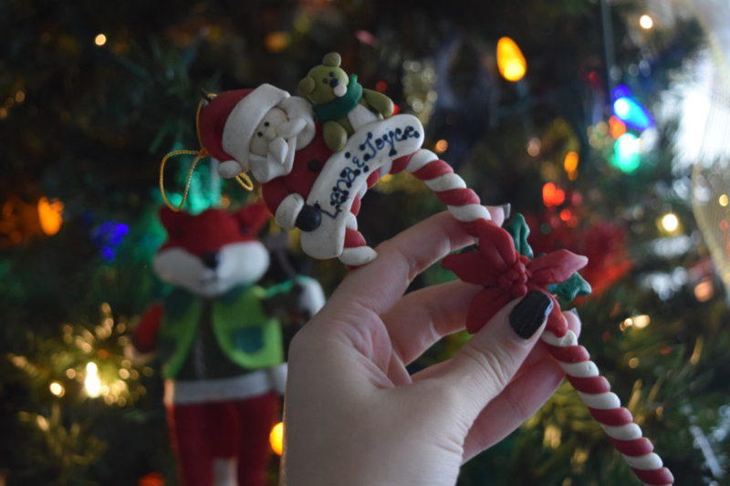 Family Memories and Traditions: My most meaningful Christmas ornaments #PreciousMoments