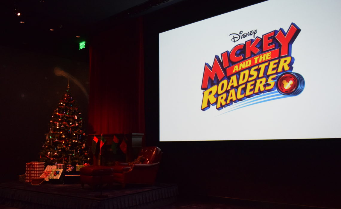 Mickey and the Roadster Racers Producers talk classic characters & celebrity voices! #MickeyRacersEvent