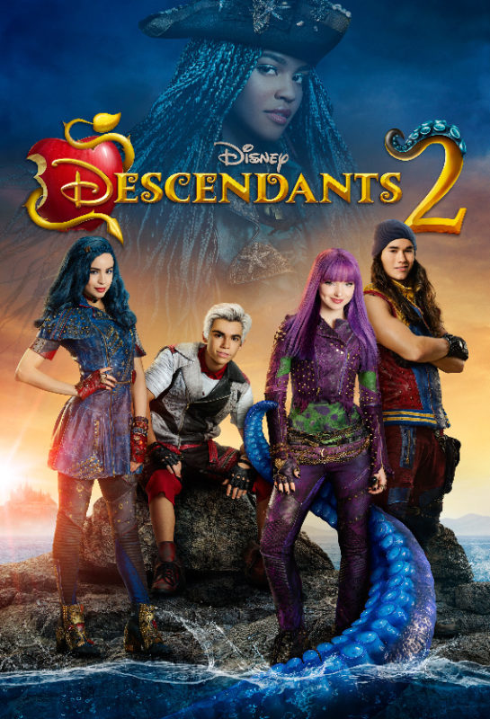 10 things every Descendants fan needs to know about Descendants 2 - with a HUGE announcement!