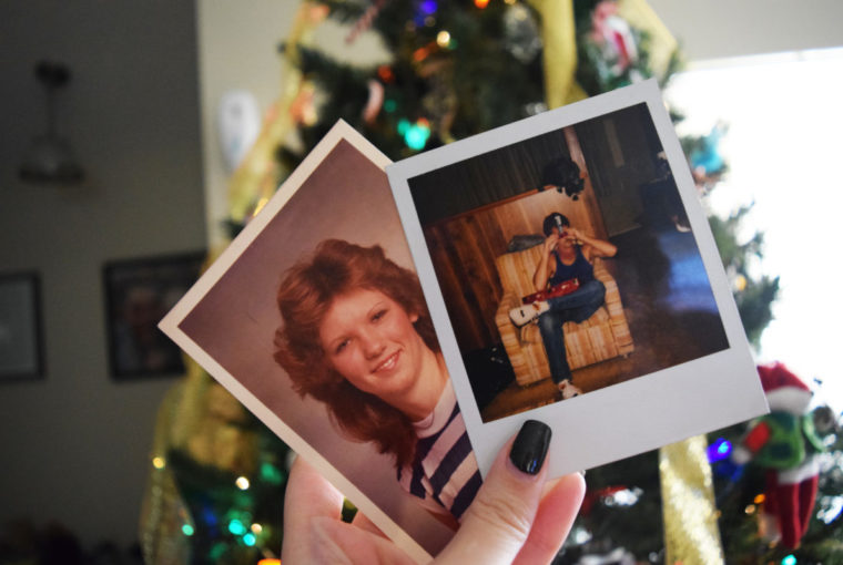 Preserve those family memories by giving your photos new life this holiday season. #Upthere #ScanItAll