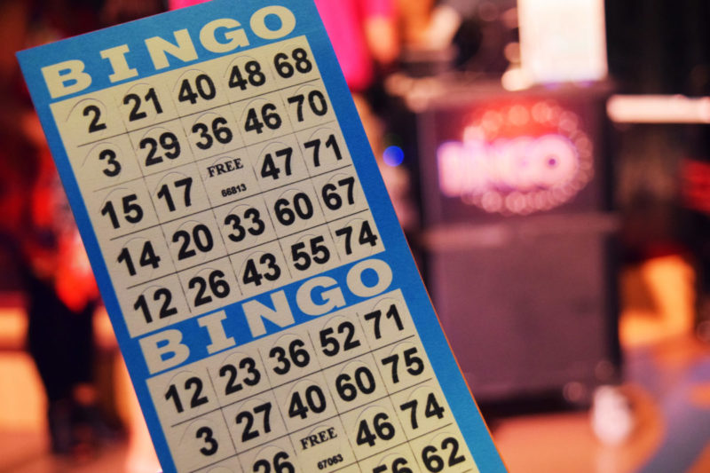 BINGO - Things for Couples & Adults to do on a Disney Cruise