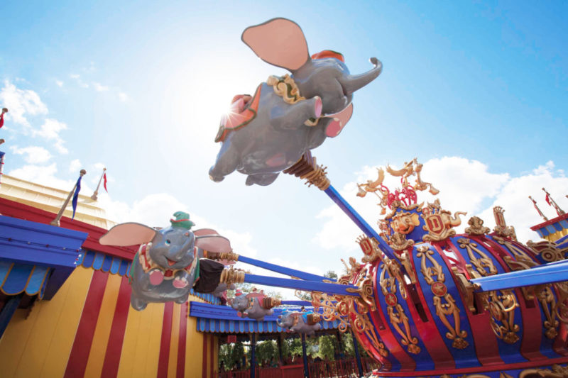 What Disney World Rides are safe while pregnant?