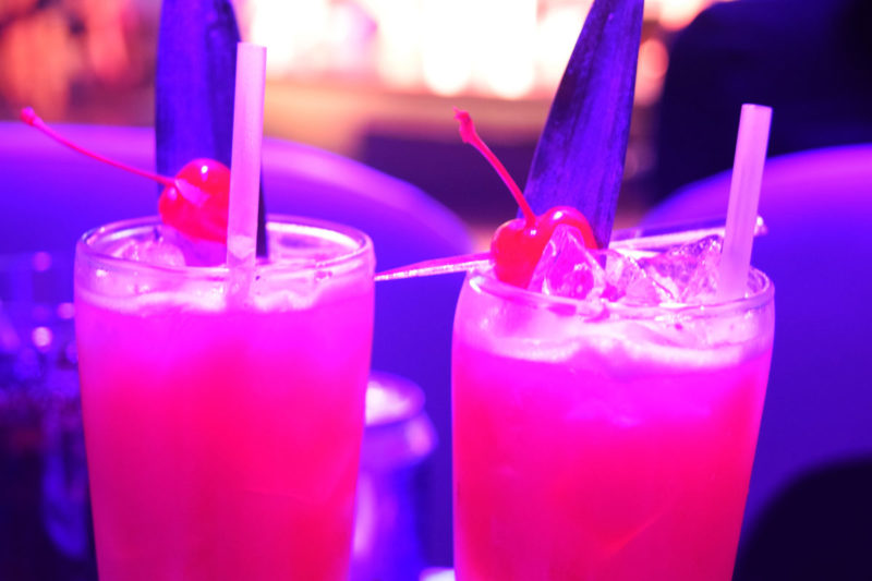 Adult Beverages - Things for Couples & Adults to do on a Disney Cruise