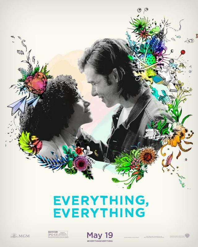 Everything, Everything book comes to theaters – Win a prize pack1