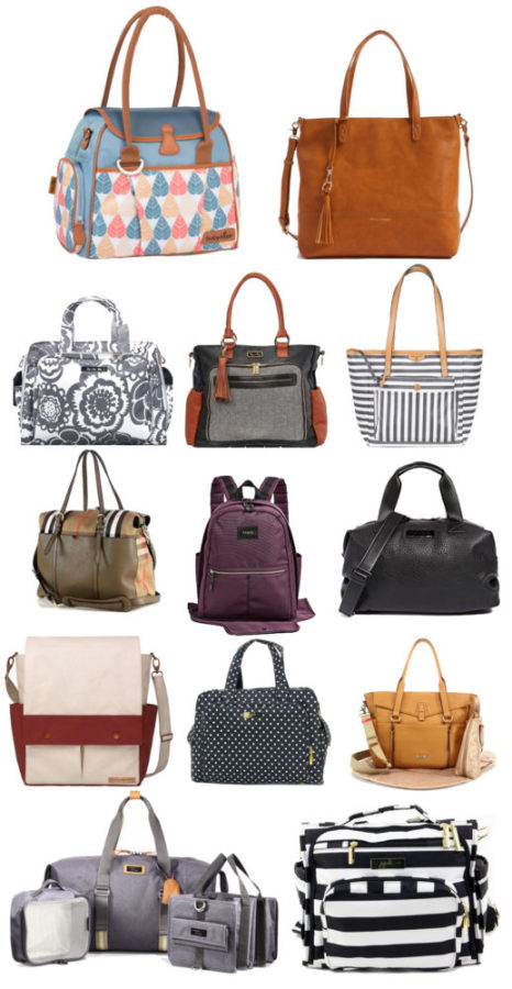 30 Drool-Worthy Diaper Bags – for the modern mommy