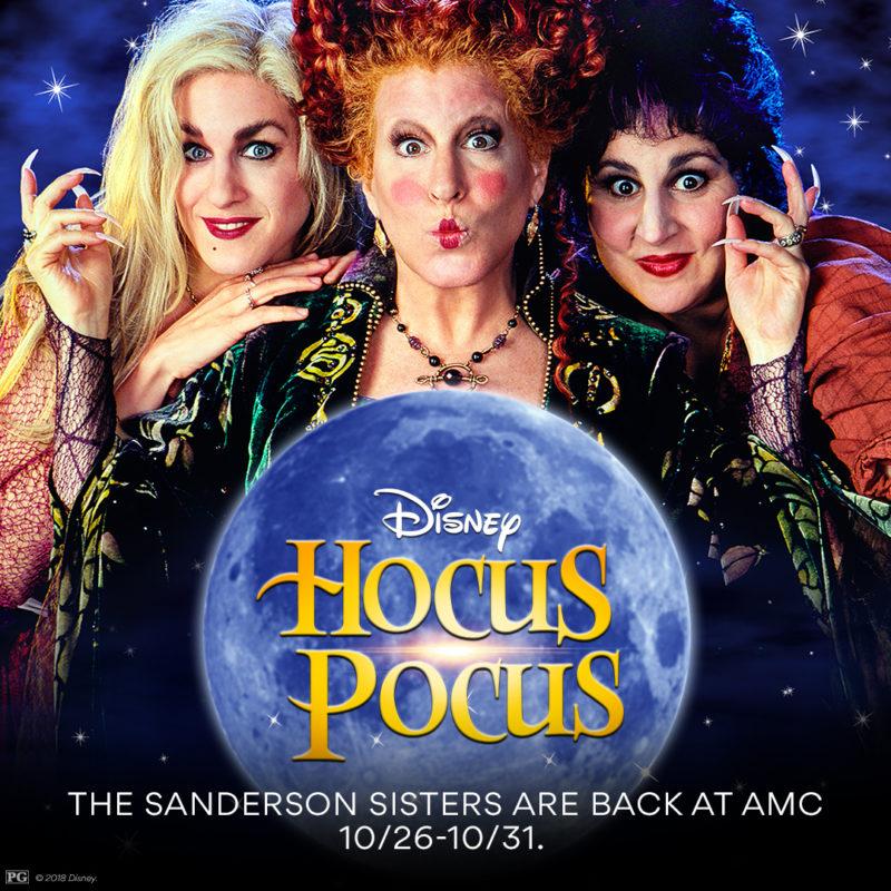 Disney Halloween Movies Returning