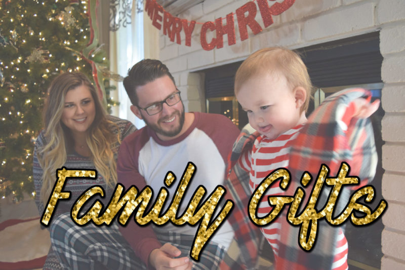 Family Holiday Gift Guide