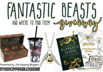 Fantastic Beasts Prize