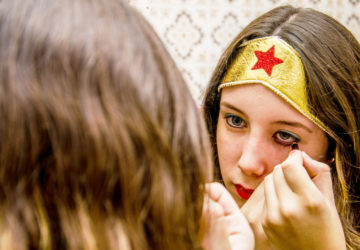 10 Strong Fictional Women that are also great Role Models | Wonder Woman Giveaway