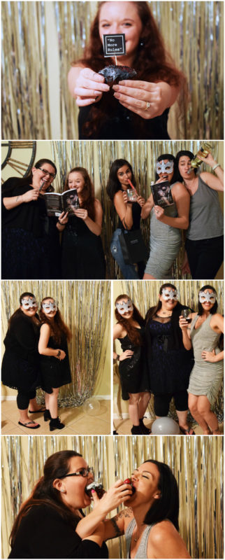Fifty Shades Darker Masquerade Party Guests
