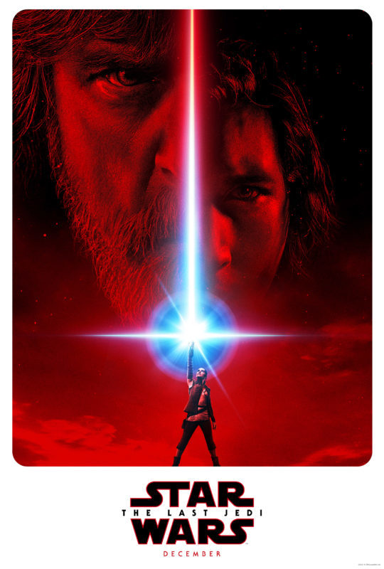 First Star Wars- The Last Jedi Teaser Trailer and The Last Jedi Poster