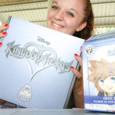 Kingdom Hearts Box Unboxing