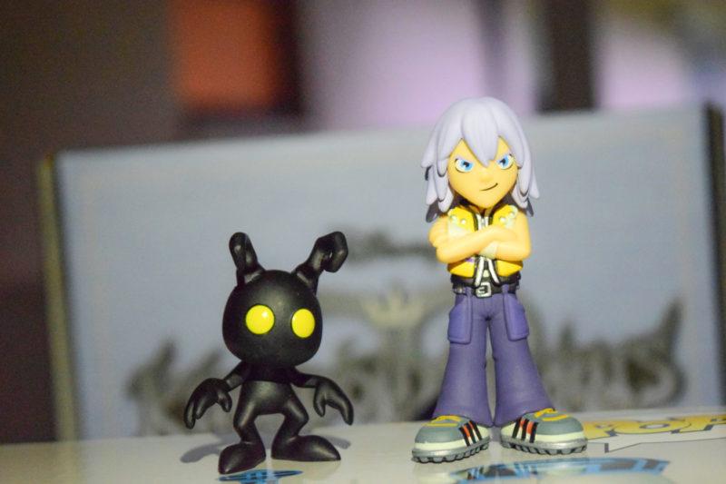 Kingdom Hearts Box Unboxing
