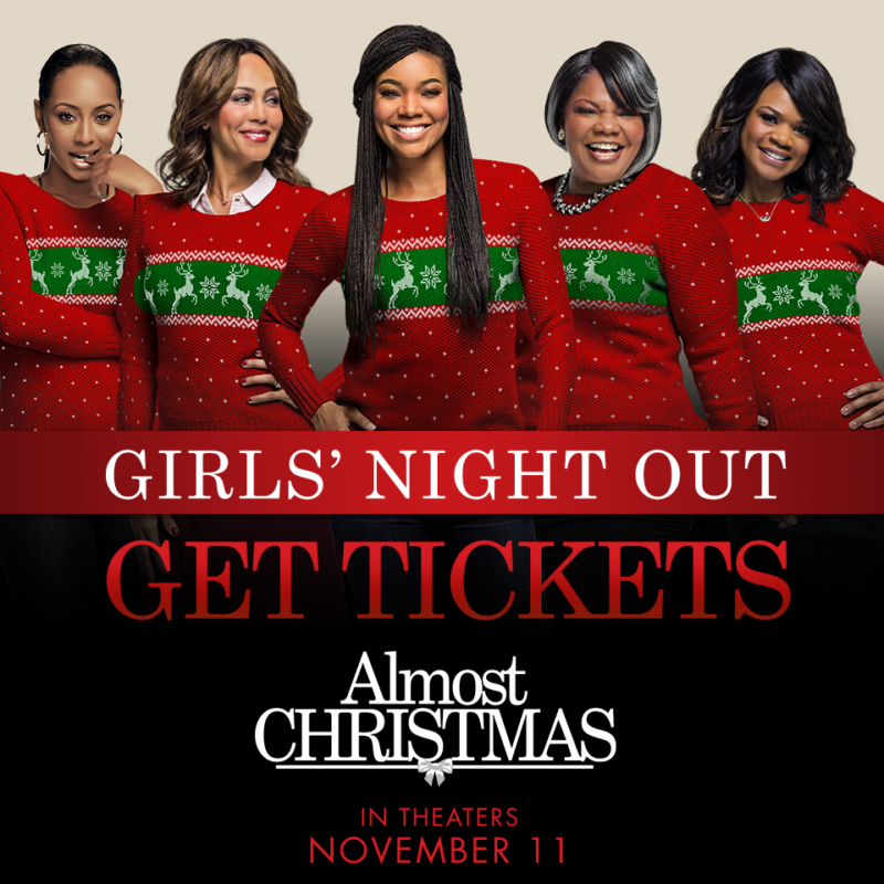 Get your Almost Christmas tickets!