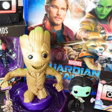 Guardians 2 Blu-ray Gift Ideas