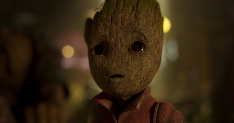 New Guardians of the Galaxy Vol. 2 Super Bowl TV Spot featuring Baby Groot! #GotGVol2 #BabyGroot