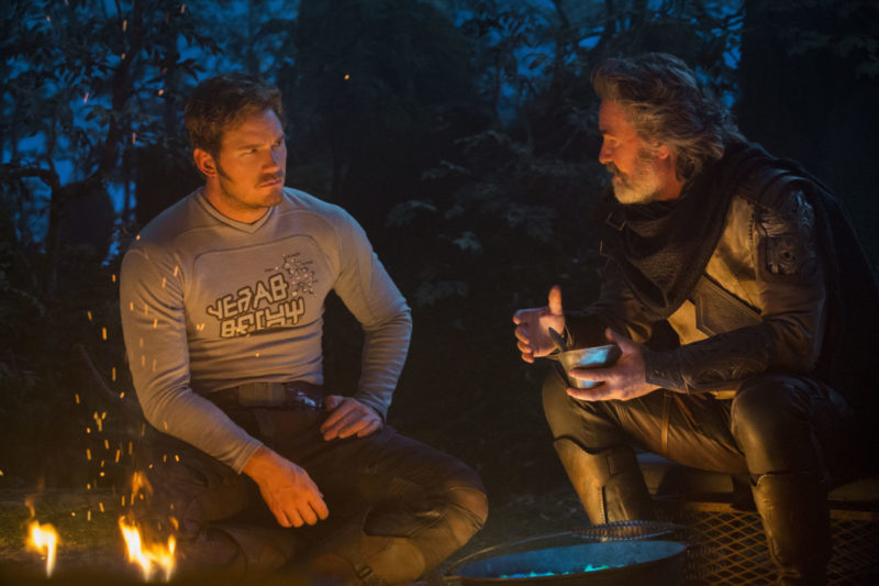 Get an exclusive storytelling by Star-Lord himself about a brand new adventure in this Guardians of the Galaxy Vol. 2. Chris Pratt interview. This unbiased post and galactic adventure is sponsored by Disney as a part of the #GotGVol2Event, obviously.