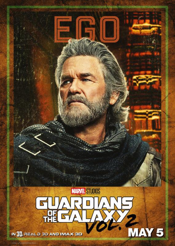 Kurt Russell Guardians of the Galaxy Vol. 2 Interview