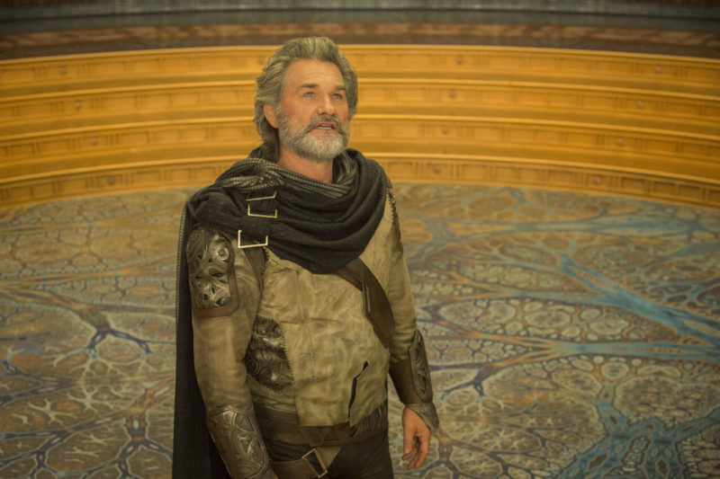How the rumor of Kurt Russell playing Ego became a reality & more in Kurt Russell Guardians of the Galaxy Vol. 2 Interview