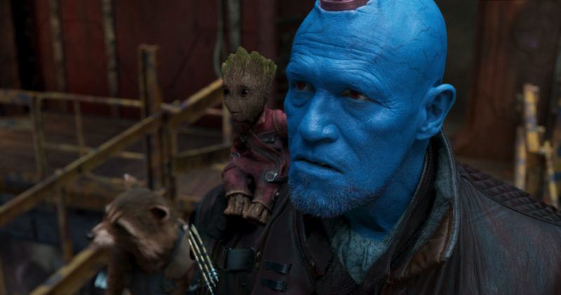 Guardians 2 Interview with Michael Rooker – Becoming Yondu
