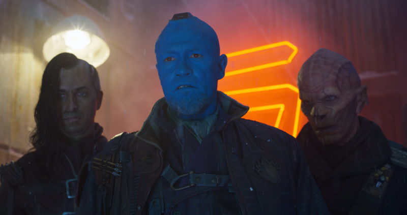 Michael Rooker talks about becoming Yondu in Guardians of the Galaxy Vol. 2 Interview