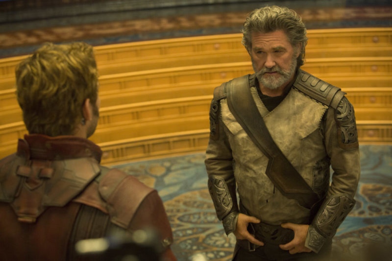 Kurt Russell Guardians of the Galaxy Vol. 2 Interview