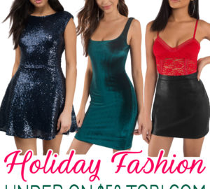 Cheap Holiday Dresses