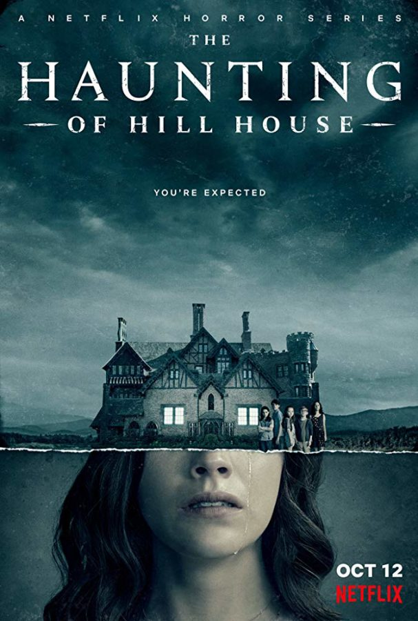 Haunting of Hill House netflix halloween
