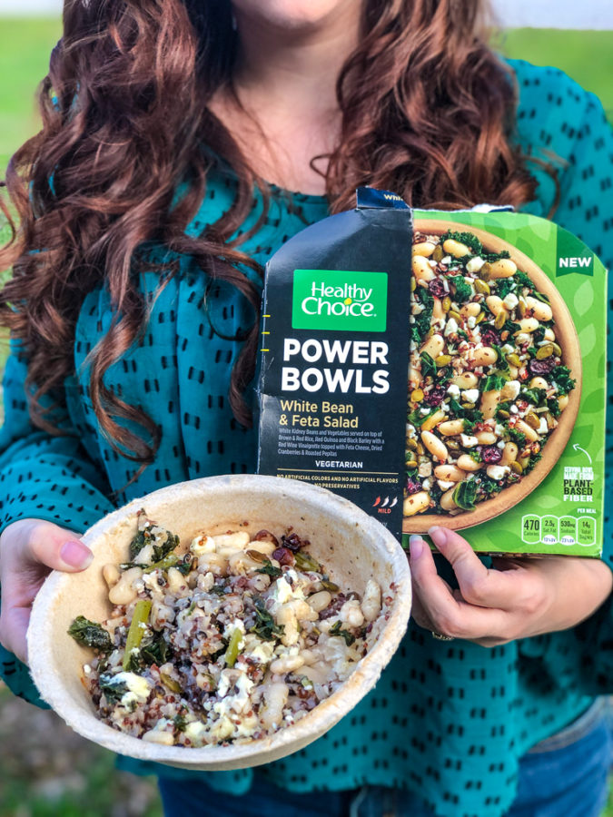 Healthy Choice Power Bowls Review