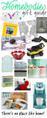 This is the ULTIMATE homebodies gift guide! Give those homebodies something that will remind them of why they love home so much!