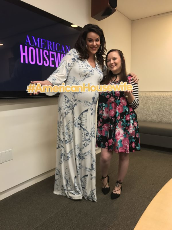 10 things you probably didn't know about American Housewife before this exclusive Katy Mixon Interview