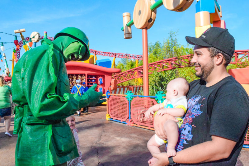 Toy Story Land Bucket List Soldiers