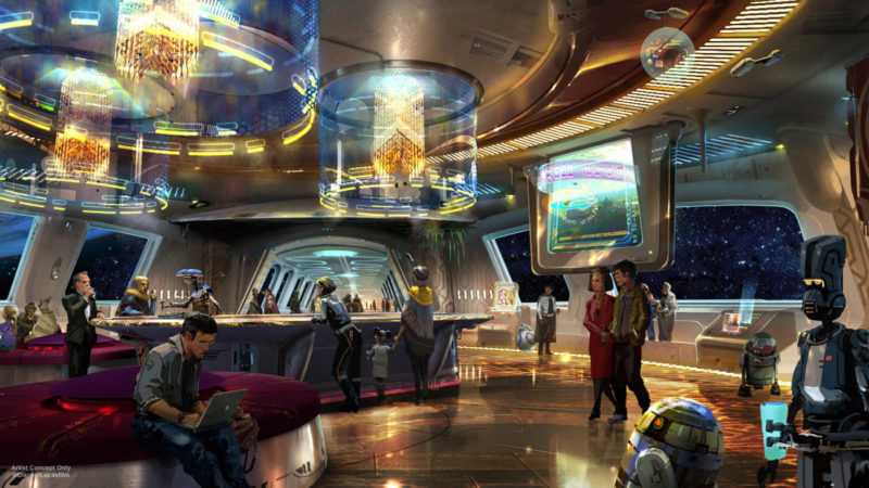 The Most Exciting Disney Parks and Resorts Updates   A FULL list of 2017 D23 Expo Announcements