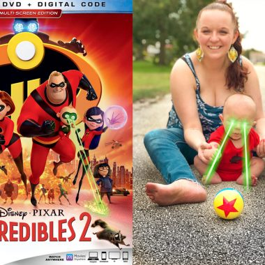 Incredibles 2 Blu-ray Giveaway