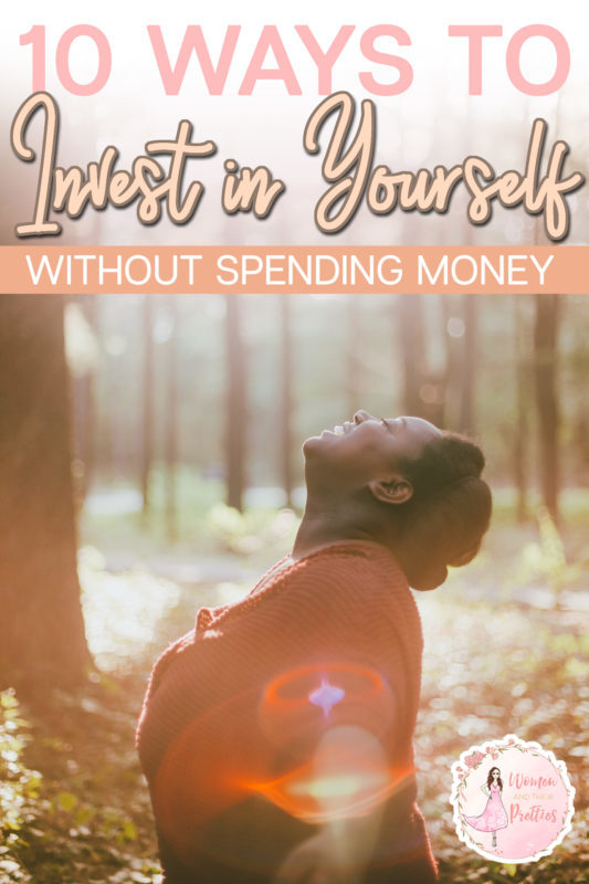 10 ways to invest in yourself – without spending money.