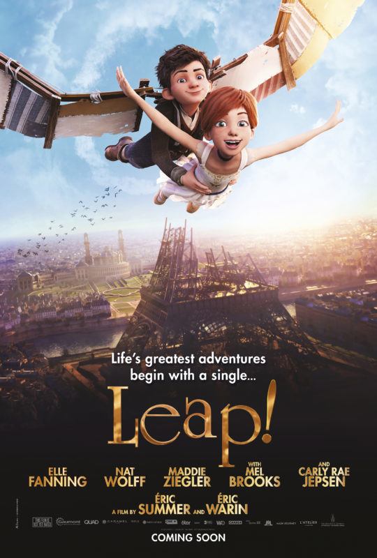 New Leap! Trailer
