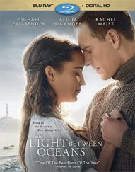 Light Between Oceans Blu-ray