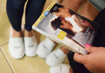 How to Host a viewing party - light between oceans