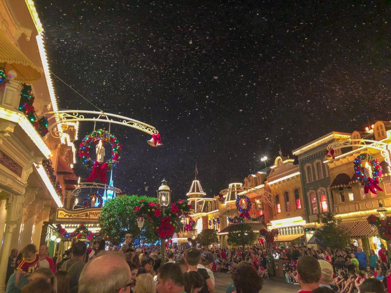 Magic Kingdom at Christmas 2018 _8