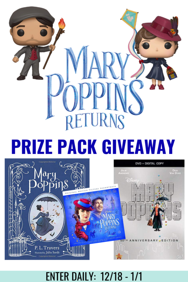mary poppins returns giveaway